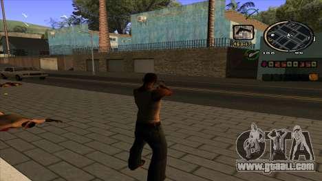 C-HUD News for GTA San Andreas second screenshot
