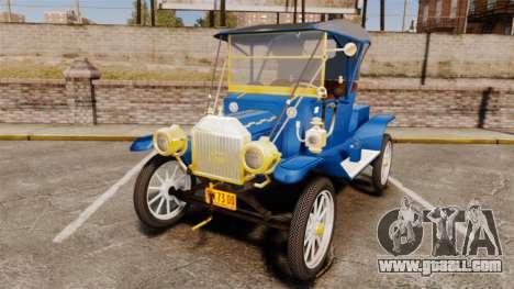 Ford Model T 1912 for GTA 4