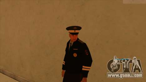 Skins police and army for GTA San Andreas twelth screenshot