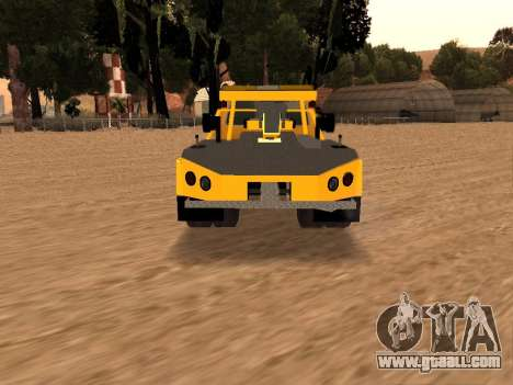 Ford F-250 for GTA San Andreas right view