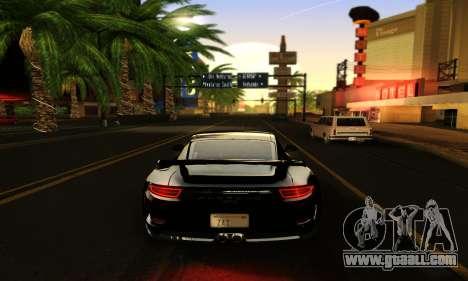 ENBSeries Exflection for GTA San Andreas twelth screenshot