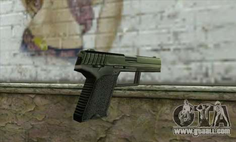 Pistol for GTA San Andreas second screenshot