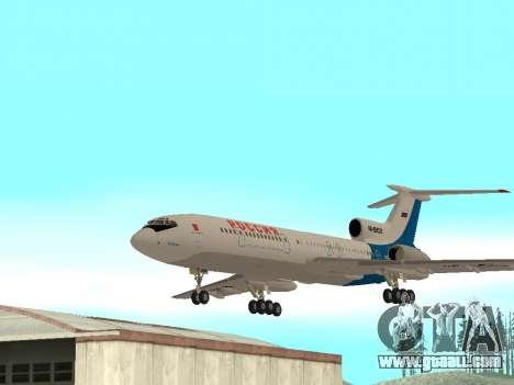 Tu-154 B-2 SCC of Russia for GTA San Andreas