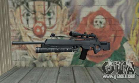 SG550 for GTA San Andreas