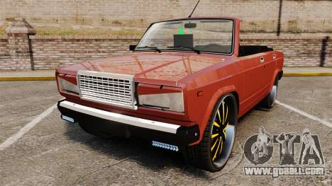 VAZ-2107 Donk Style for GTA 4