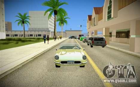 ENBSeries for weak PC for GTA San Andreas ninth screenshot