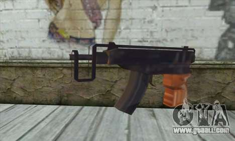 Machine for GTA San Andreas
