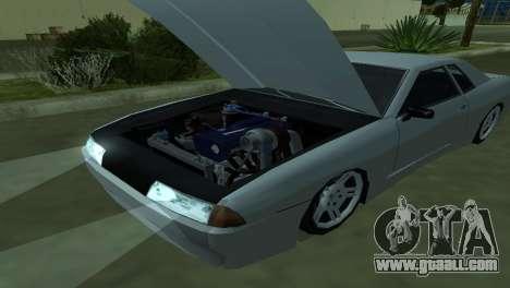 Elegy 280sx for GTA San Andreas interior
