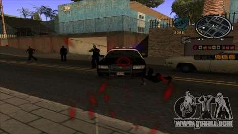 C-HUD News for GTA San Andreas third screenshot