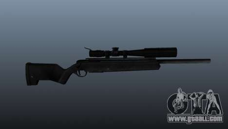 The Steyr Scout sniper rifle for GTA 4 third screenshot