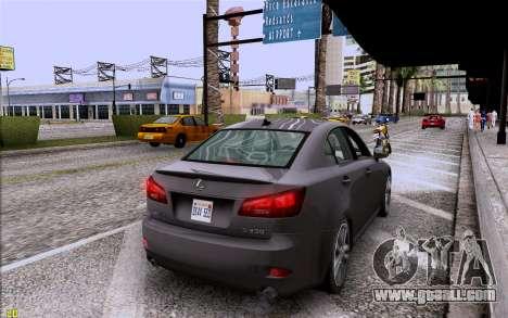 ENB HD CUDA 2014 v1.0 for GTA San Andreas