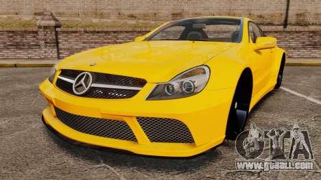 Mercedes-Benz SL65 AMG for GTA 4