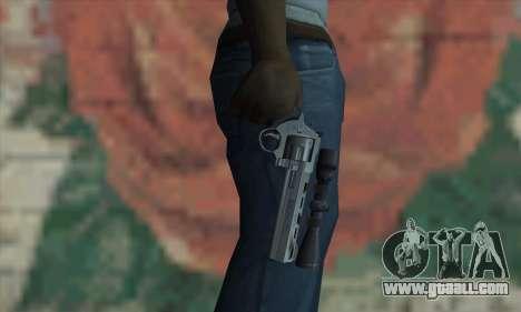44.M Raging Bull with Scope for GTA San Andreas third screenshot