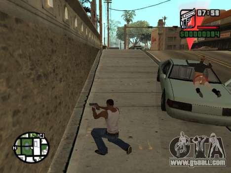 Ketchup on the hood for GTA San Andreas third screenshot