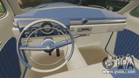 Mercury Lead Sled Custom 1949 for GTA 4 side view