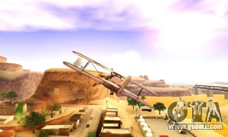 ENBSeries Exflection for GTA San Andreas seventh screenshot