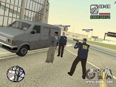 SA-MP 0.3z for GTA San Andreas ninth screenshot