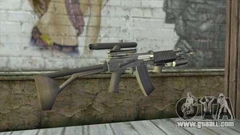 M21S for GTA San Andreas second screenshot