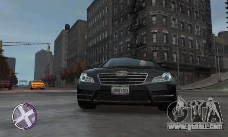 Enus Cognoscenti for GTA 4 left view