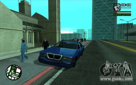 Cleaning bugs developers ENBseries for GTA San Andreas third screenshot