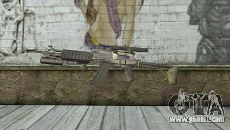 M21S for GTA San Andreas third screenshot