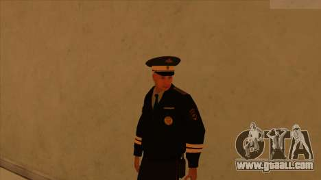 Skins police and army for GTA San Andreas eleventh screenshot