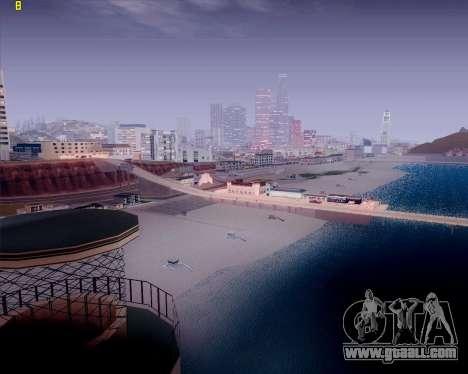 ENB HD CUDA 2014 v.3.5 Final for GTA San Andreas sixth screenshot