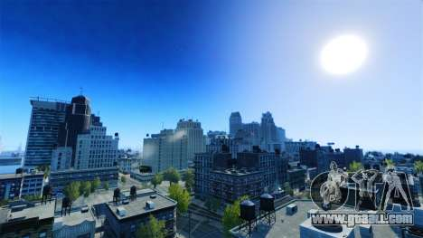 North Pole weather for GTA 4 second screenshot