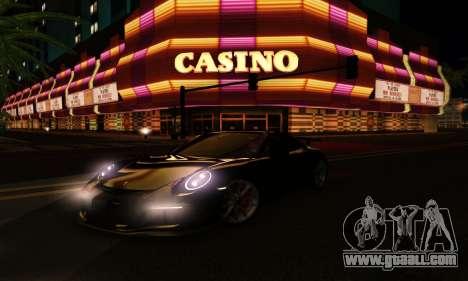 ENBSeries Exflection for GTA San Andreas tenth screenshot