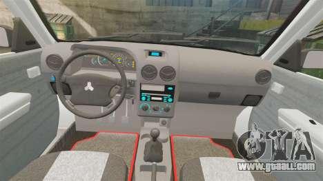 Kia Pride 131 EX for GTA 4