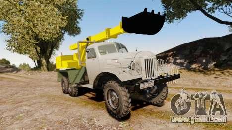 ZIL-157 GVK-32 for GTA 4