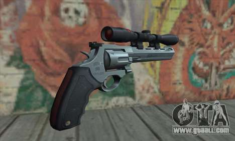 44.M Raging Bull with Scope for GTA San Andreas second screenshot