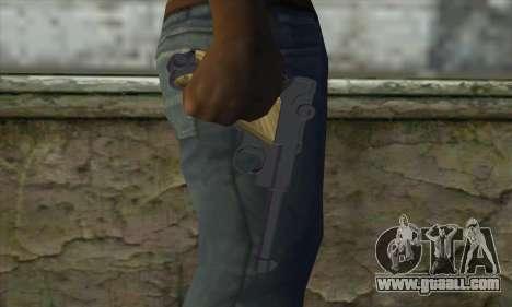 LugerP08 for GTA San Andreas third screenshot
