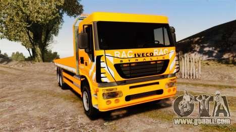 Iveco Stralis RAC for GTA 4
