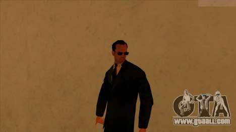 Skins police and army for GTA San Andreas ninth screenshot