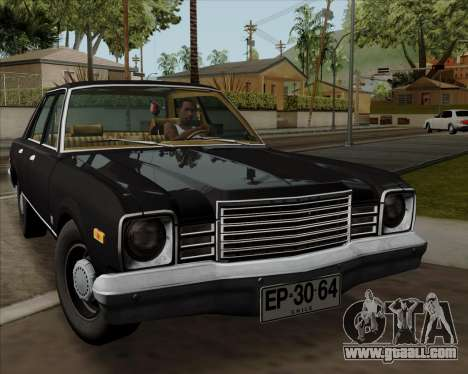 Dodge Aspen for GTA San Andreas