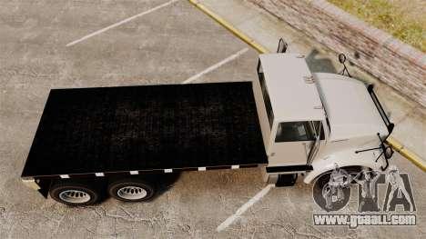 Benson Heavy for GTA 4 right view