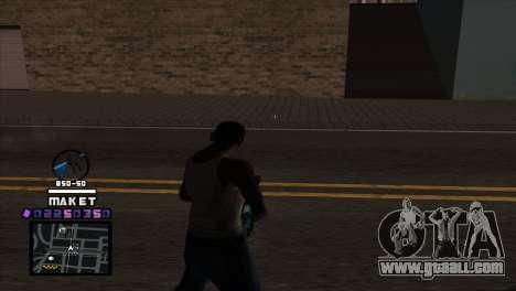 C-HUD Maket for GTA San Andreas second screenshot