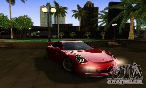 ENBSeries Exflection for GTA San Andreas third screenshot