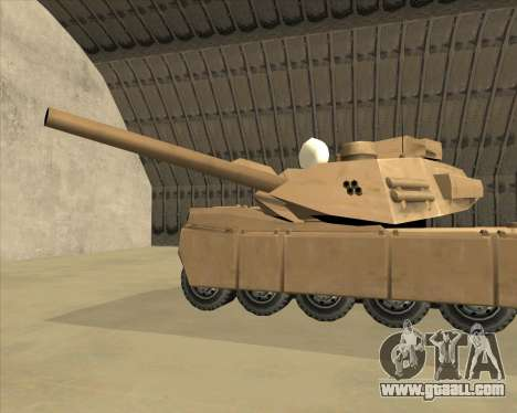 Rhino Mark.VI for GTA San Andreas