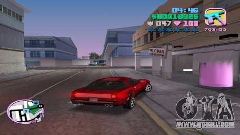 Illegal sale of automobiles for GTA Vice City third screenshot