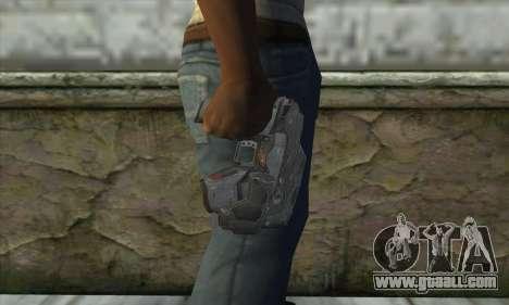 Pistol for GTA San Andreas third screenshot