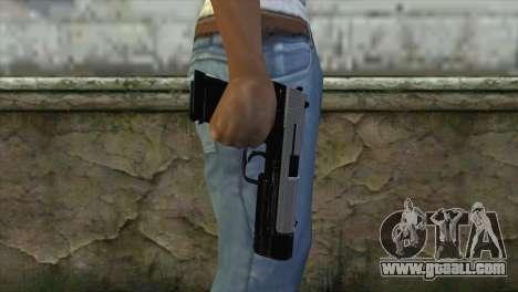 New Colt45 for GTA San Andreas third screenshot
