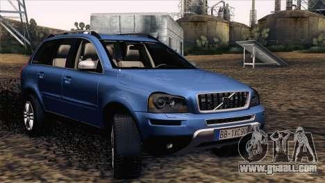 Volvo XC90 2009 for GTA San Andreas