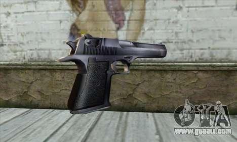 Desert Eagle из Counter Strike for GTA San Andreas second screenshot