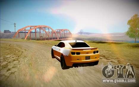 ENBSeries for weak PC for GTA San Andreas tenth screenshot