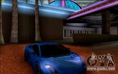 ENB HD CUDA 2014 v1.0 for GTA San Andreas third screenshot