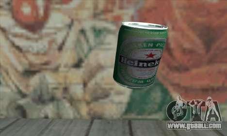 Heineken Grenade for GTA San Andreas second screenshot