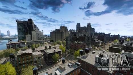 Weather New York for GTA 4 third screenshot