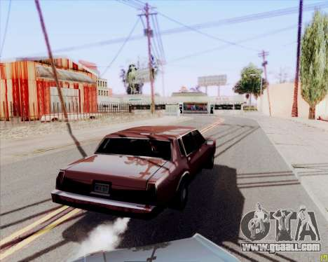 ENB HD CUDA 2014 v.3.5 Final for GTA San Andreas